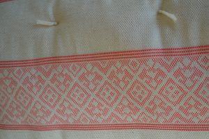 Création d'un sur-matelas transat ou canapé, motifs